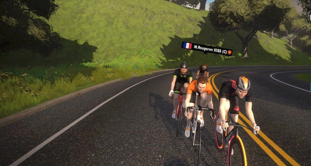 TitaniumGeek 2017 08 24 20354270 1024x547 Wahoo KICKR SNAP Review   Zwift Gear Test Cycling Gear Reviews Smart Trainers Zwift  Zwift Gear Test Zwift Wahoo Turbo Trainer power meter KICKR   Image of 2017 08 24 20354270 1024x547