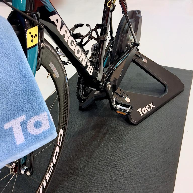 TitaniumGeek IMG 2190 2 Tacx Neo Isokinetic / Isotonic Functions Cycling Gear Reviews Smart Trainers Sports Articles  Zwift training Tacx Smart trainer isokinetic cycling   Image of IMG 2190 2