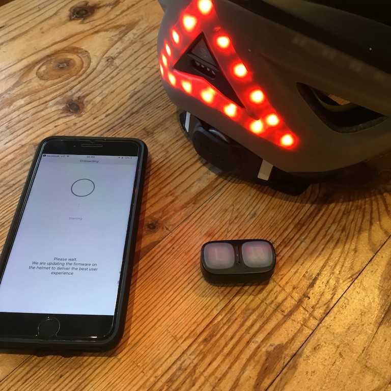 TitaniumGeek IMG_1194 Lumos MIPS Helmet Review - The Best Commuter Helmet Available Lumos helmet cycling Bike safety apple watch