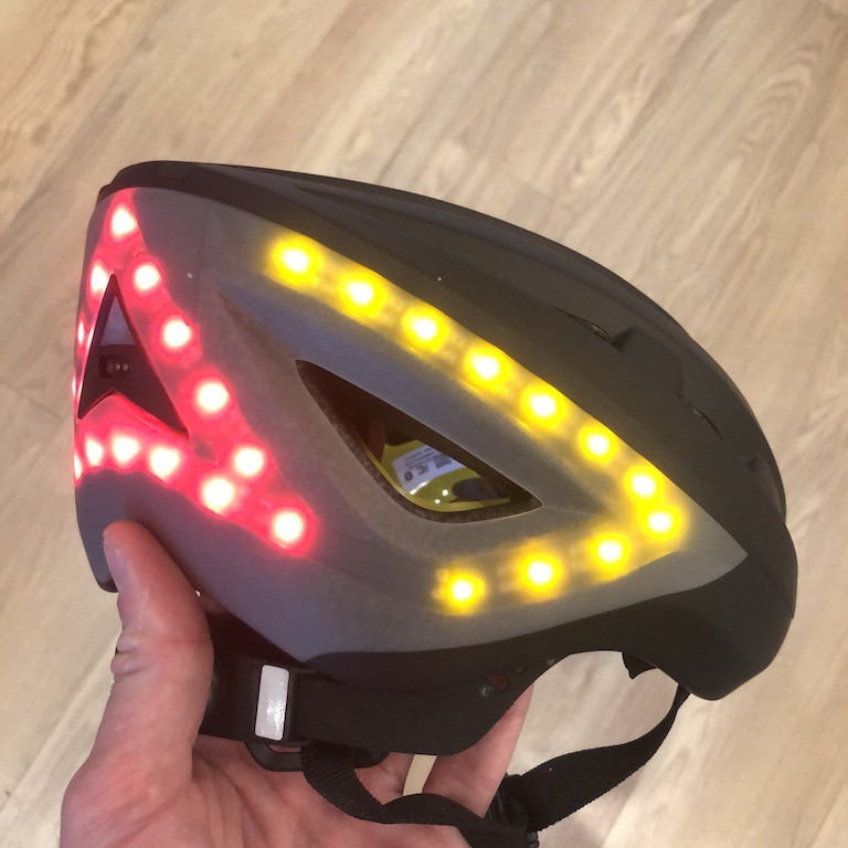 TitaniumGeek IMG_9268 Lumos MIPS Helmet Review - The Best Commuter Helmet Available Lumos helmet cycling Bike safety apple watch