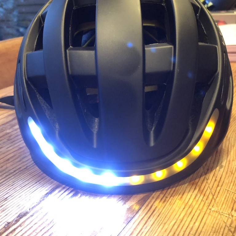 TitaniumGeek IMG_9292 Lumos MIPS Helmet Review - The Best Commuter Helmet Available Lumos helmet cycling Bike safety apple watch