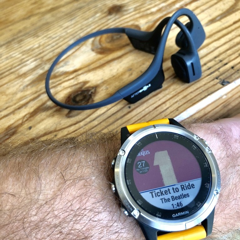 TitaniumGeek IMG 9949 Garmin Fenix 5 Plus Review: When More Can Mean Less Cycling Gear Reviews Heart Rate Monitors Running  Triathlon smart watch running Optical Heart Rate garmin Fenix cycling   Image of IMG 9949