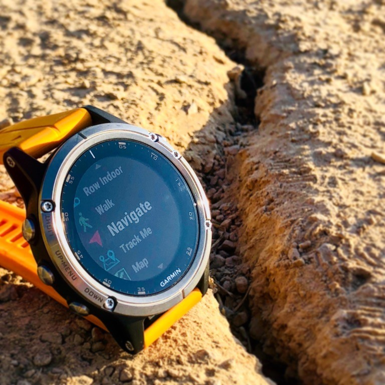 Titanium Geek — Garmin Fenix 5 Plus Review: When More Can