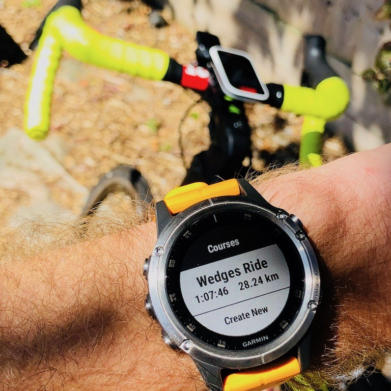 TitaniumGeek IMG 0113 Garmin Fenix 5 Plus Review: When More Can Mean Less Cycling Gear Reviews Heart Rate Monitors Running  Triathlon smart watch running Optical Heart Rate garmin Fenix cycling   Image of IMG 0113
