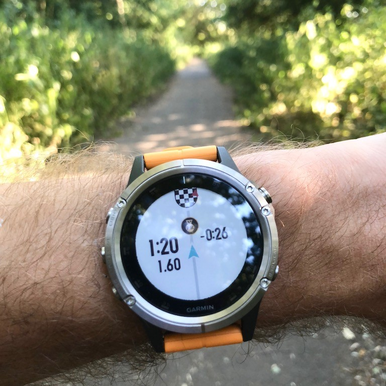 TitaniumGeek IMG 0319 Garmin Fenix 5 Plus Review: When More Can Mean Less Cycling Gear Reviews Heart Rate Monitors Running  Triathlon smart watch running Optical Heart Rate garmin Fenix cycling   Image of IMG 0319