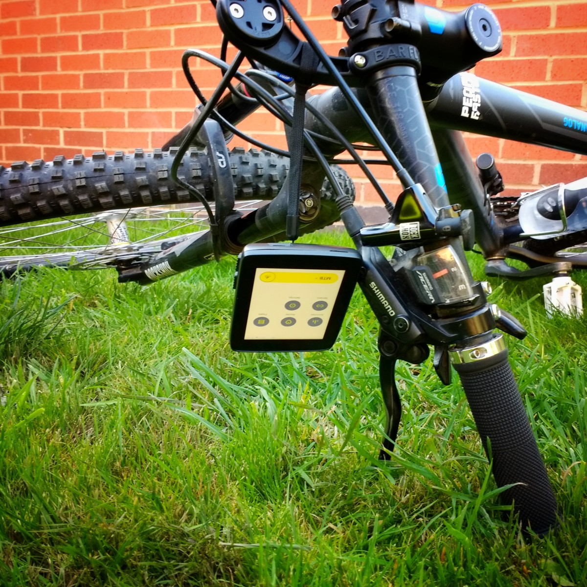 TitaniumGeek IMG 20181010 141220930 01 Hammerhead Karoo GPS Review   Android on your bike Cycling Cycling Computers and GPS Units Gear Reviews  Karoo GPS cycling Bike computer android   Image of IMG 20181010 141220930 01