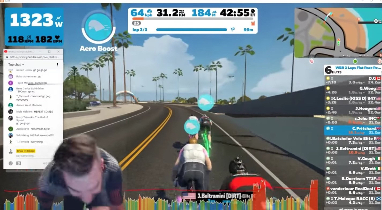 TitaniumGeek IMG 81951C5ACD23 1 Tacx NEO 2T Smart Trainer Review | ZWIFT GEAR TEST Cycling Gear Reviews Smart Trainers  Zwift Tacx Smart trainer   Image of IMG 81951C5ACD23 1