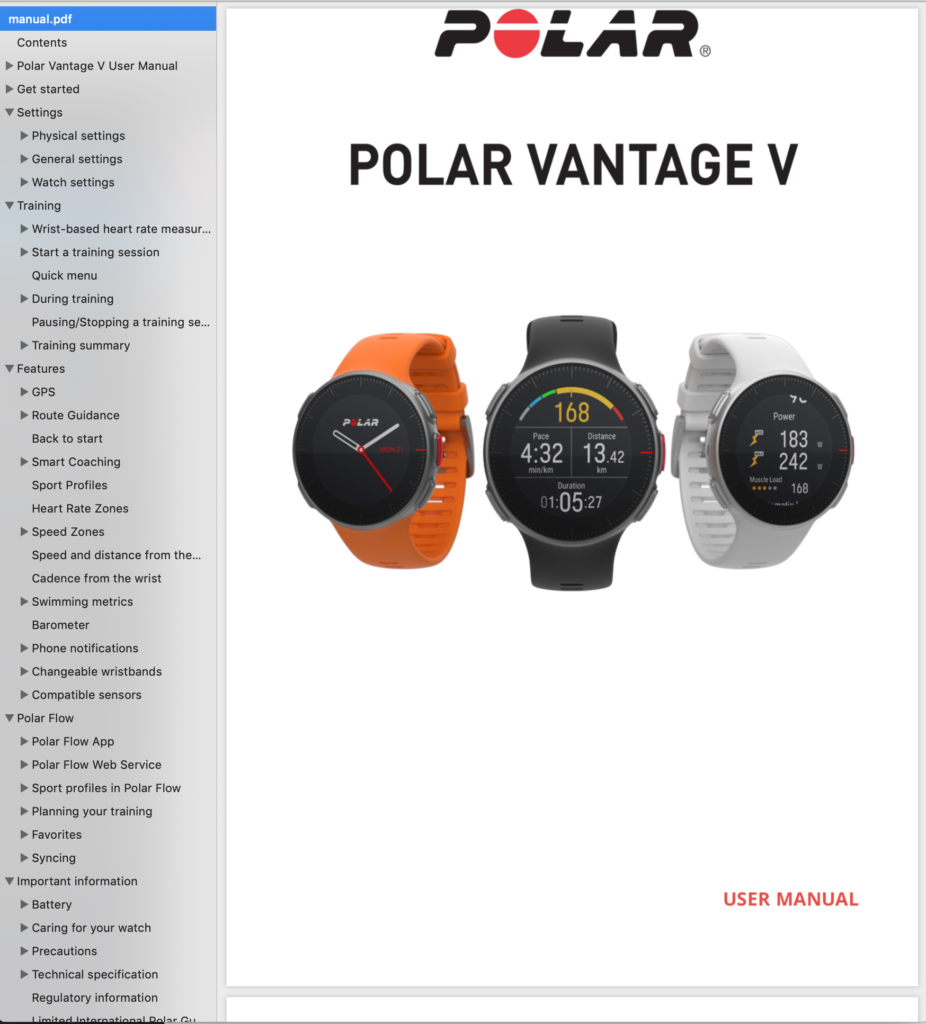 TitaniumGeek Screenshot 2019 05 23 at 16.09.02 926x1024 Polar Vantage V Review   A Garmin Killer? Cycling Gear Reviews Heart Rate Monitors Running  running Polar HRM garmin cycling apple watch   Image of Screenshot 2019 05 23 at 16.09.02 926x1024