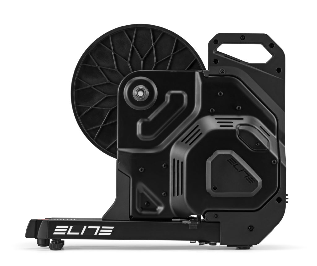 TitaniumGeek SIDE 1024x861 Elite Suito Turbo Trainer Revealed Cycling Gear Reviews Smart Trainers  Zwift elite direto   Image of SIDE 1024x861
