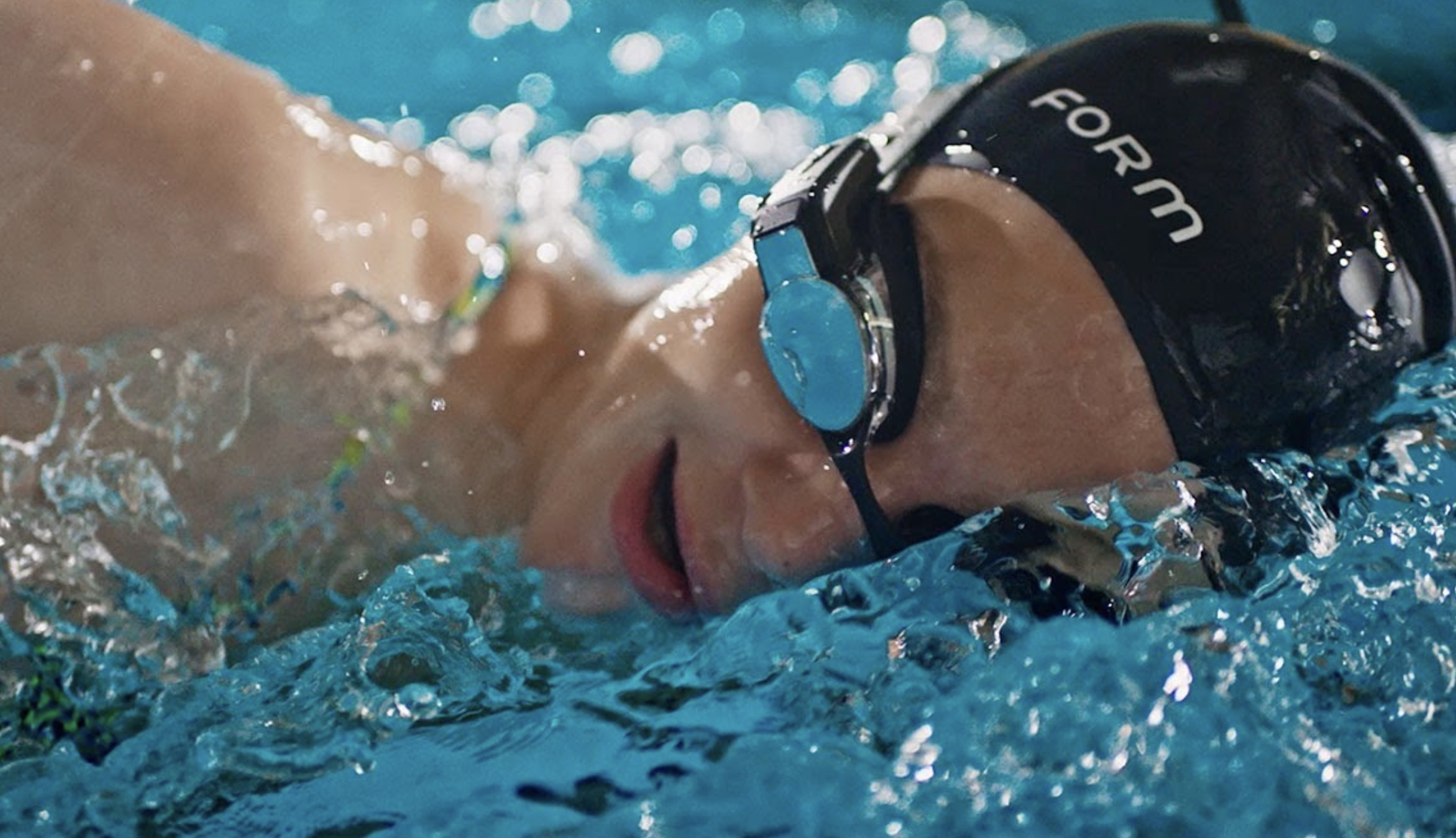 TitaniumGeek img 1435 FORM Swim Goggles   Pipeline Post Gear Reviews Triathlon    Image of img 1435