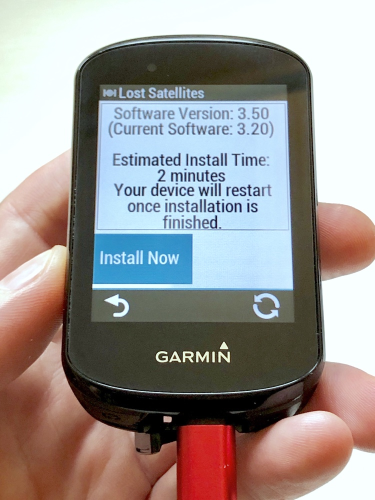 TitaniumGeek img 6295 Garmin Edge 830 Review   A great update, but still using old tech! Cycling Cycling Computers and GPS Units Gear Reviews  GPS Cycling computer   Image of img 6295