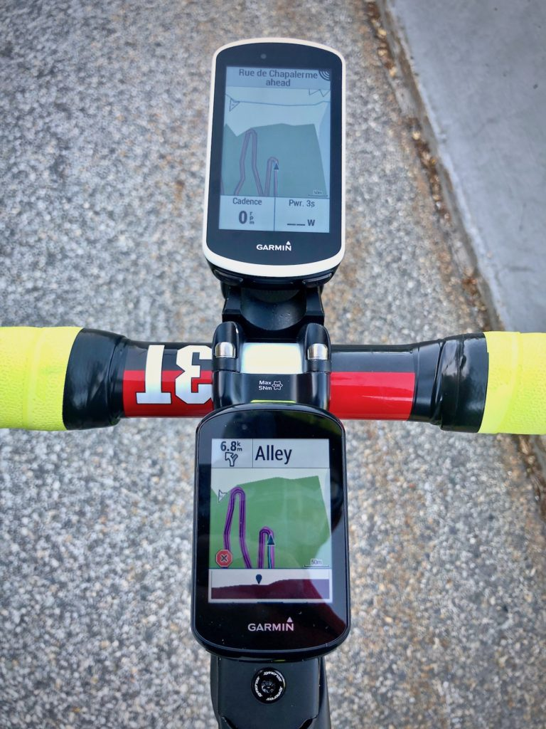 TitaniumGeek IMG 5267 768x1024 Garmin Edge 830 Review   A great update, but still using old tech! Cycling Cycling Computers and GPS Units Gear Reviews  GPS Cycling computer   Image of IMG 5267 768x1024