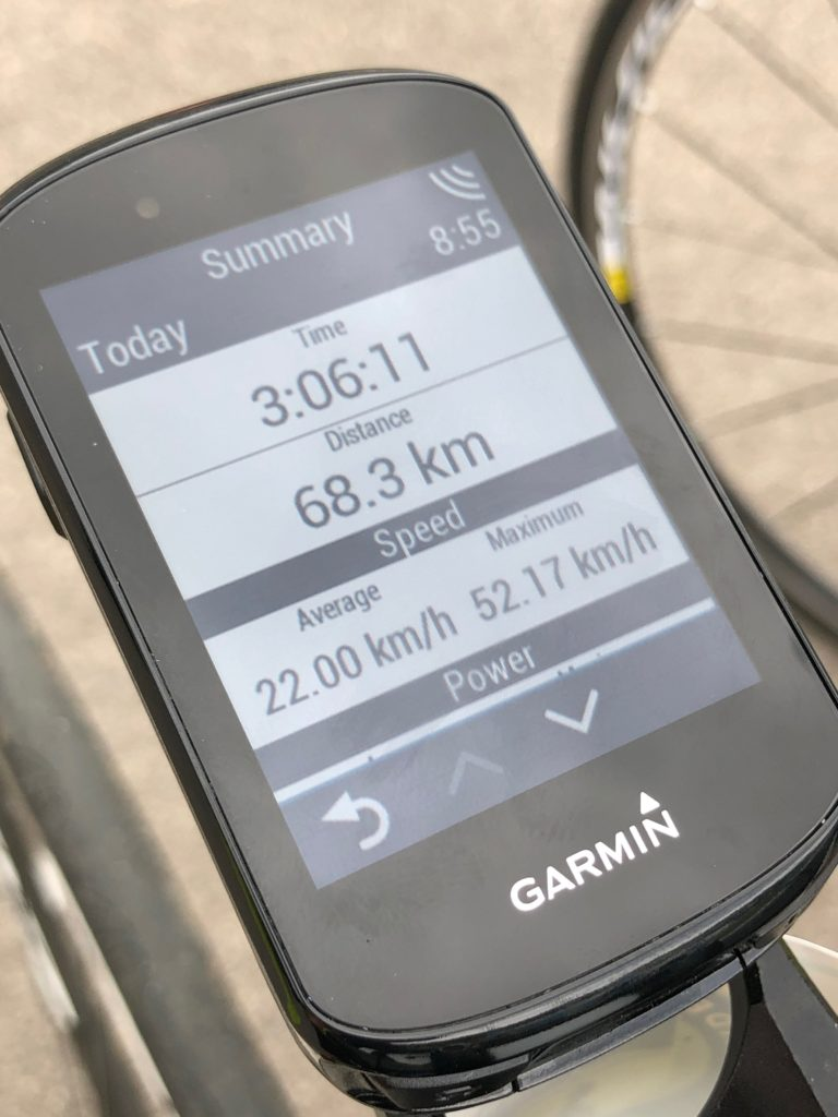 TitaniumGeek IMG 6795 768x1024 Garmin Edge 830 Review   A great update, but still using old tech! Cycling Cycling Computers and GPS Units Gear Reviews  GPS Cycling computer   Image of IMG 6795 768x1024