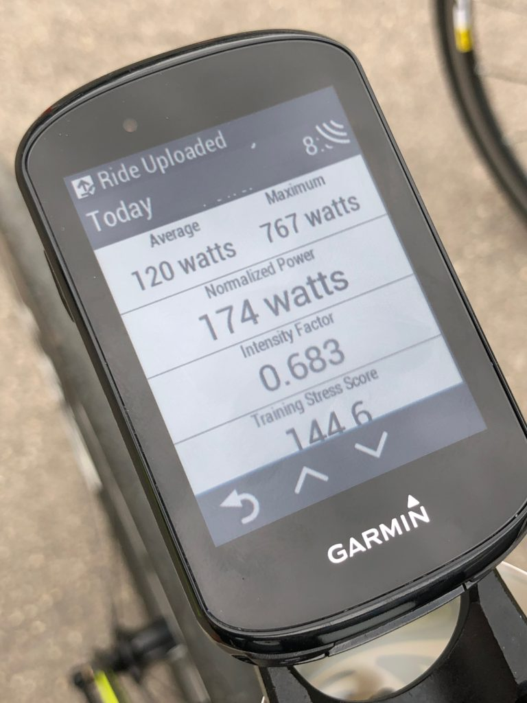TitaniumGeek IMG 6796 768x1024 Garmin Edge 830 Review   A great update, but still using old tech! Cycling Cycling Computers and GPS Units Gear Reviews  GPS Cycling computer   Image of IMG 6796 768x1024