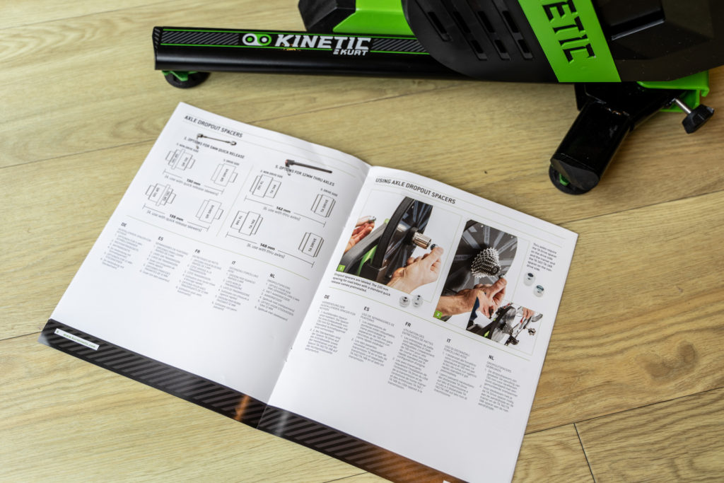 TitaniumGeek Kinetic R1 2 1024x683 Kinetic R1 Smart Trainer   Preview Cycling Gear Reviews Smart Trainers Zwift  Zwift Smart trainer Kinetic cycling   Image of Kinetic R1 2 1024x683