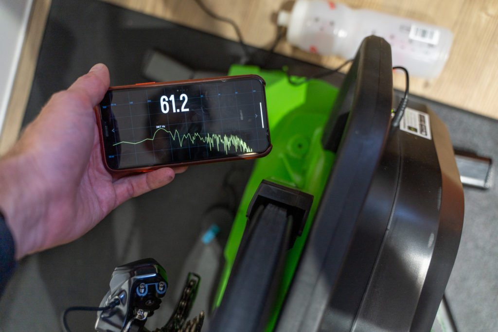 TitaniumGeek Kinetic R1 6 1024x683 Kinetic R1 Smart Trainer   Preview Cycling Gear Reviews Smart Trainers Zwift  Zwift Smart trainer Kinetic cycling   Image of Kinetic R1 6 1024x683