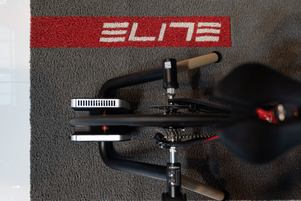 TitaniumGeek Elite TUO 13 of 21 1024x683 Elite TUO Turbo Trainer Preview   Wheel on Italian Style Cycling Gear Reviews Smart Trainers  Turbo Trainer elite cycling   Image of Elite TUO 13 of 21 1024x683
