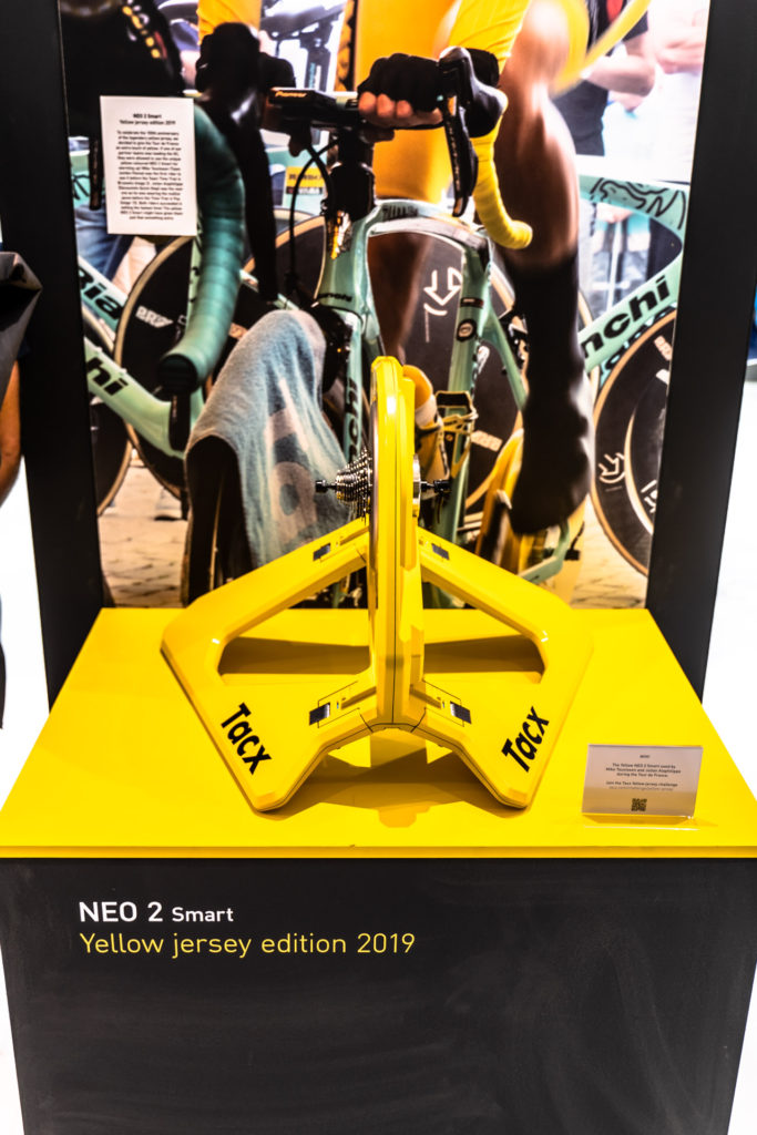 TitaniumGeek Eurobike 125 of 427 1 683x1024 Tacx Desktop App Review   Can Tacx Compete? Cycling Gear Reviews Smart Trainers  tacx neo 2 Tacx Cycling Software   Image of Eurobike 125 of 427 1 683x1024