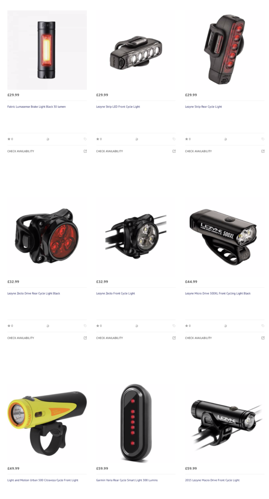 TitaniumGeek Screenshot 2019 09 27 at 15.06.42 552x1024 Shanren Raz Pro Bike Light Review   A naff light you SHOULD buy!! Bike Lights Cycling Gear Reviews  bike light   Image of Screenshot 2019 09 27 at 15.06.42 552x1024
