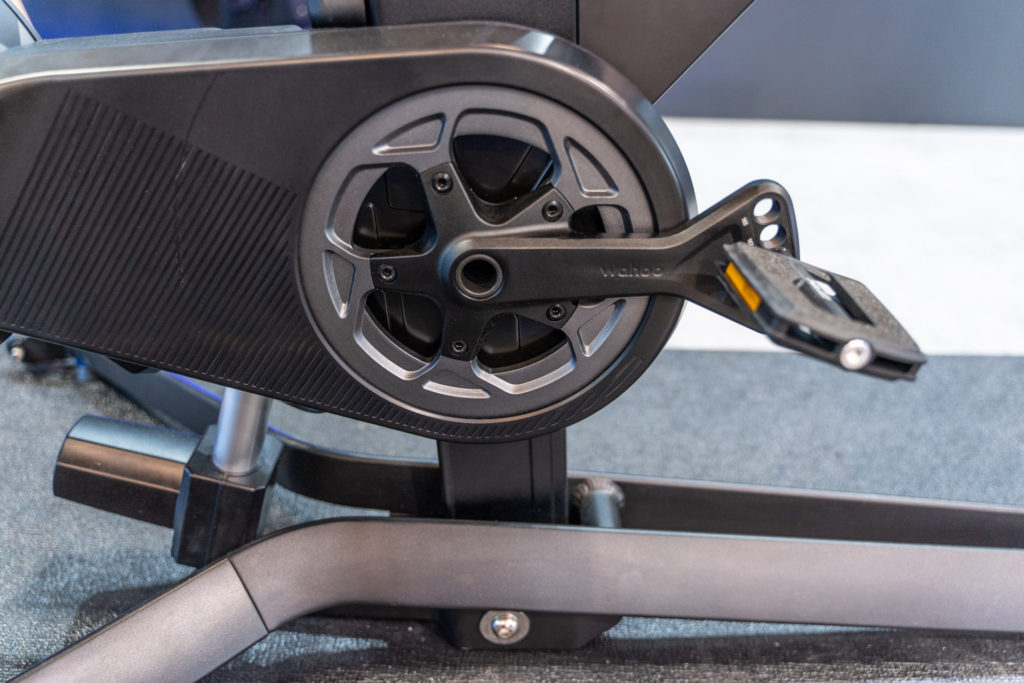 TitaniumGeek Wahoo KICKR Bike Smart Bike 142 of 158 1 1024x683 Wahoo KICKR Bike   Wahoo Joins the Smart Bike Fight Cycling Gear Reviews Smart Trainers Zwift  Zwift   Image of Wahoo KICKR Bike Smart Bike 142 of 158 1 1024x683