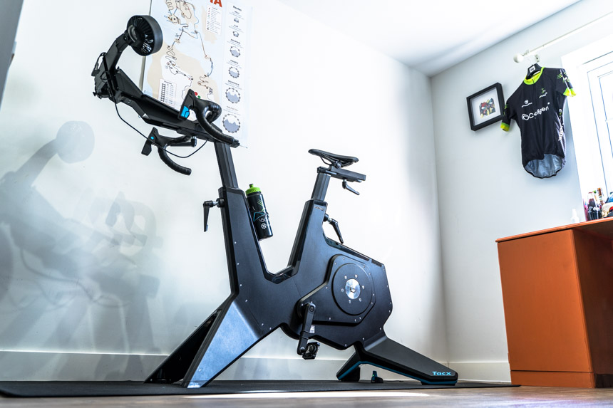 TitaniumGeek untitled 8 of 49 1 Tacx NEO Bike Smart Early Review   Worth the Wait? Gear Reviews Smart Trainers  Tacx smart bike   Image of untitled 8 of 49 1