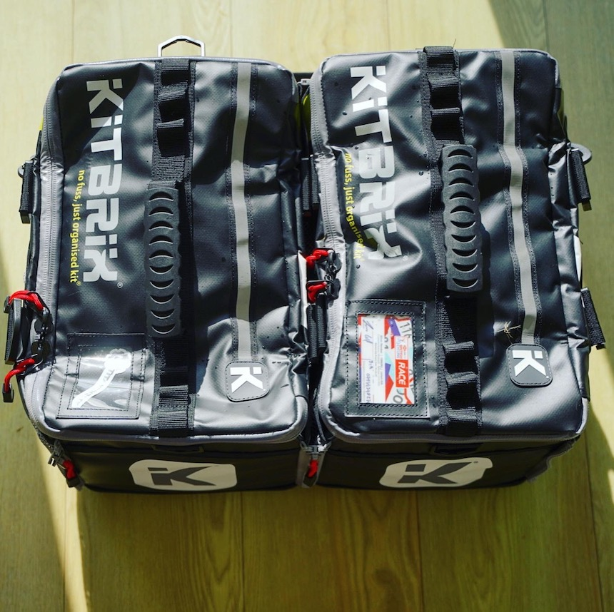 TitaniumGeek 3335E632 5D99 4580 9F84 18B46F2FFD2D KitBrix Bag Review   Triathlon Transition, Sorted! Gear Reviews Swimming Triathlon  Triathlon Tri bag bag   Image of 3335E632 5D99 4580 9F84 18B46F2FFD2D