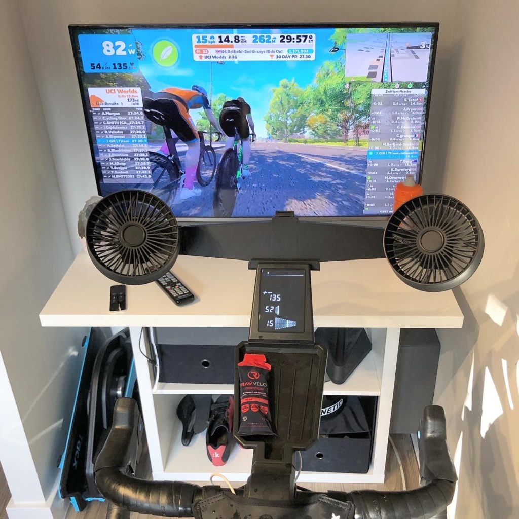 TitaniumGeek A3F243A2 7BD2 434D 87FC D843887739A9 1024x1024 Tacx NEO Bike Smart Early Review   Worth the Wait? Gear Reviews Smart Trainers  Tacx smart bike   Image of A3F243A2 7BD2 434D 87FC D843887739A9 1024x1024