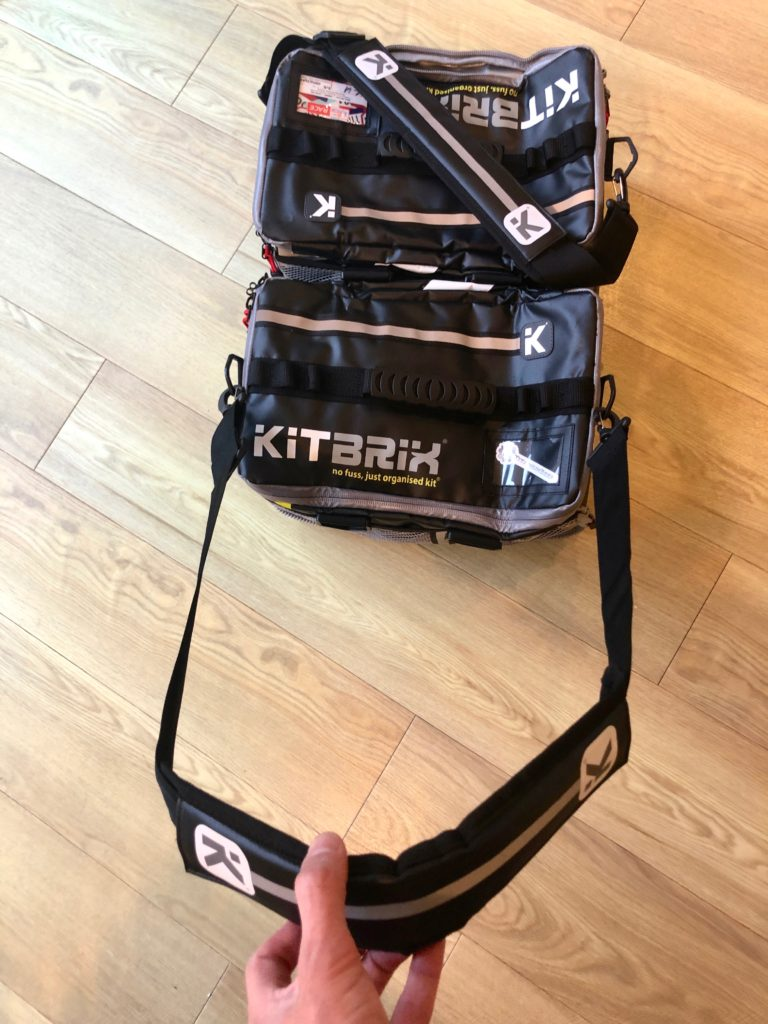 TitaniumGeek IMG 9750 768x1024 KitBrix Bag Review   Triathlon Transition, Sorted! Gear Reviews Swimming Triathlon  Triathlon Tri bag bag   Image of IMG 9750 768x1024