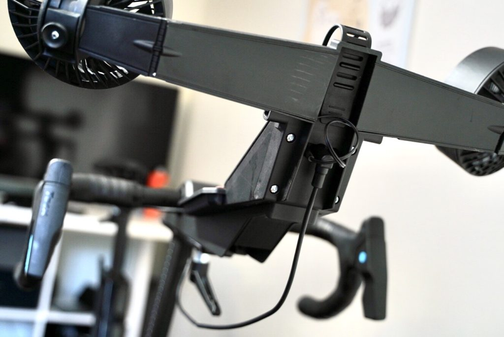 TitaniumGeek JAG00006 1024x684 Tacx NEO Bike Smart Early Review   Worth the Wait? Gear Reviews Smart Trainers  Tacx smart bike   Image of JAG00006 1024x684
