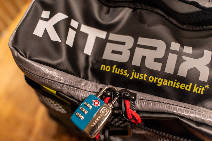TitaniumGeek KitBrix Triathlon Bga Review 1 2 KitBrix Bag Review   Triathlon Transition, Sorted! Gear Reviews Swimming Triathlon  Triathlon Tri bag bag   Image of KitBrix Triathlon Bga Review 1 2