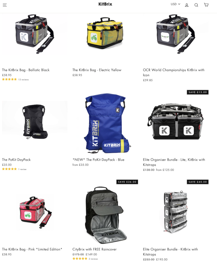 TitaniumGeek Screenshot 2019 10 19 at 13.54.33 842x1024 KitBrix Bag Review   Triathlon Transition, Sorted! Gear Reviews Swimming Triathlon  Triathlon Tri bag bag   Image of Screenshot 2019 10 19 at 13.54.33 842x1024