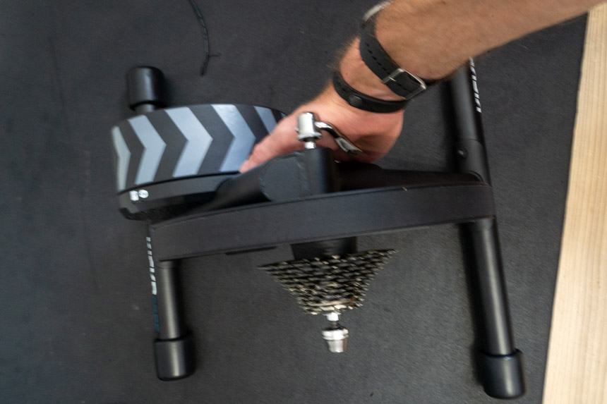 TitaniumGeek Wahoo KICKR CORE REVIEW Zwift Gear Test 26 Wahoo KICKR CORE Review   Can It Earn the KICKR Name? Cycling Gear Reviews Smart Trainers Zwift  Zwift Gear Test Wahoo KICKR Wahoo   Image of Wahoo KICKR CORE REVIEW Zwift Gear Test 26