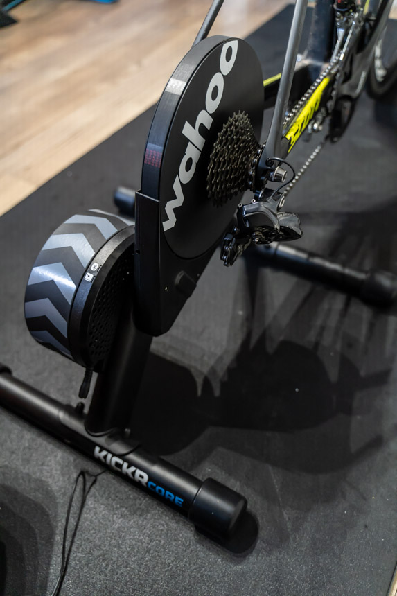 TitaniumGeek Wahoo KICKR CORE REVIEW Zwift Gear Test 33 Wahoo KICKR CORE Review   Can It Earn the KICKR Name? Cycling Gear Reviews Smart Trainers Zwift  Zwift Gear Test Wahoo KICKR Wahoo   Image of Wahoo KICKR CORE REVIEW Zwift Gear Test 33