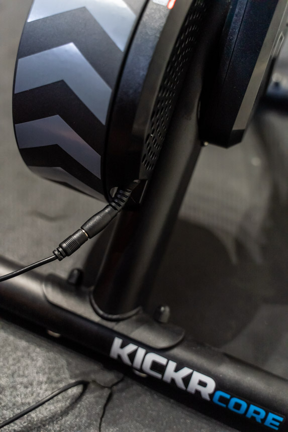 TitaniumGeek Wahoo KICKR CORE REVIEW Zwift Gear Test 35 Wahoo KICKR CORE Review   Can It Earn the KICKR Name? Cycling Gear Reviews Smart Trainers Zwift  Zwift Gear Test Wahoo KICKR Wahoo   Image of Wahoo KICKR CORE REVIEW Zwift Gear Test 35