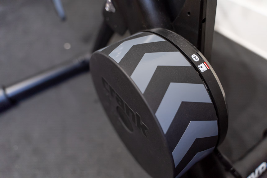 TitaniumGeek Wahoo KICKR CORE REVIEW Zwift Gear Test 36 Wahoo KICKR CORE Review   Can It Earn the KICKR Name? Cycling Gear Reviews Smart Trainers Zwift  Zwift Gear Test Wahoo KICKR Wahoo   Image of Wahoo KICKR CORE REVIEW Zwift Gear Test 36