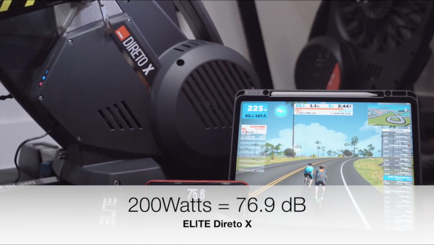 TitaniumGeek Screenshot 2019 11 17 at 20.47.37 Elite Direto X Smart Trainer Review | Zwift Gear Test Cycling Gear Reviews Smart Trainers Zwift  Smart trainer Elite Direto cycling   Image of Screenshot 2019 11 17 at 20.47.37