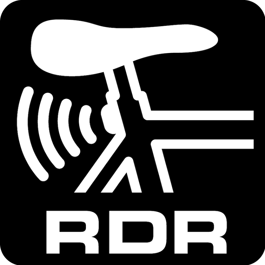 TitaniumGeek ant RDR black Hammerhead releases Garmin Radar Support Update for Karoo Cycling Cycling Computers and GPS Units Gear Reviews  Radar GPS cycling   Image of ant RDR black