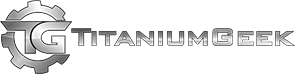 TitaniumGeek logo Shanren Raz Pro Bike Light Review   A naff light you SHOULD buy!! Bike Lights Cycling Gear Reviews  bike light   Image of logo