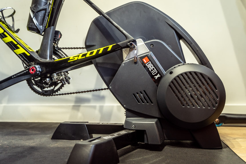 TitaniumGeek untitled 1 of 1 1 Elite Direto X Smart Trainer Review | Zwift Gear Test Cycling Gear Reviews Smart Trainers Zwift  Smart trainer Elite Direto cycling   Image of untitled 1 of 1 1