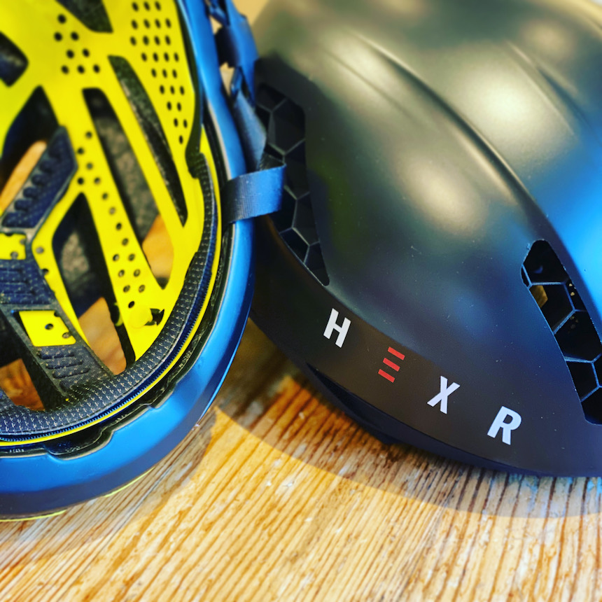 TitaniumGeek F2CE07D6 5E07 4249 A551 5C547C13E04A HEXR Helmet Review   Could Your Next Lid Be 3D Printed? Cycling Gear Reviews Helmets  helmet   Image of F2CE07D6 5E07 4249 A551 5C547C13E04A