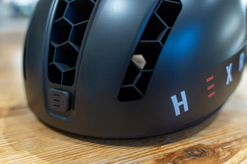 TitaniumGeek Hexr Helmet Review 24 23 HEXR Helmet Review   Could Your Next Lid Be 3D Printed? Cycling Gear Reviews Helmets  helmet   Image of Hexr Helmet Review 24 23