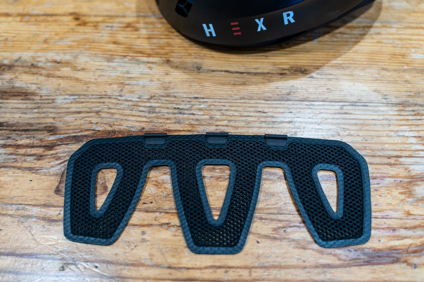 TitaniumGeek Hexr Helmet Review 27 1 HEXR Helmet Review   Could Your Next Lid Be 3D Printed? Cycling Gear Reviews Helmets  helmet   Image of Hexr Helmet Review 27 1