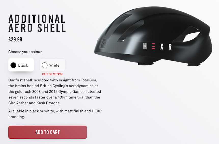 TitaniumGeek Screenshot 2019 12 12 at 17.59.18 HEXR Helmet Review   Could Your Next Lid Be 3D Printed? Cycling Gear Reviews Helmets  helmet   Image of Screenshot 2019 12 12 at 17.59.18