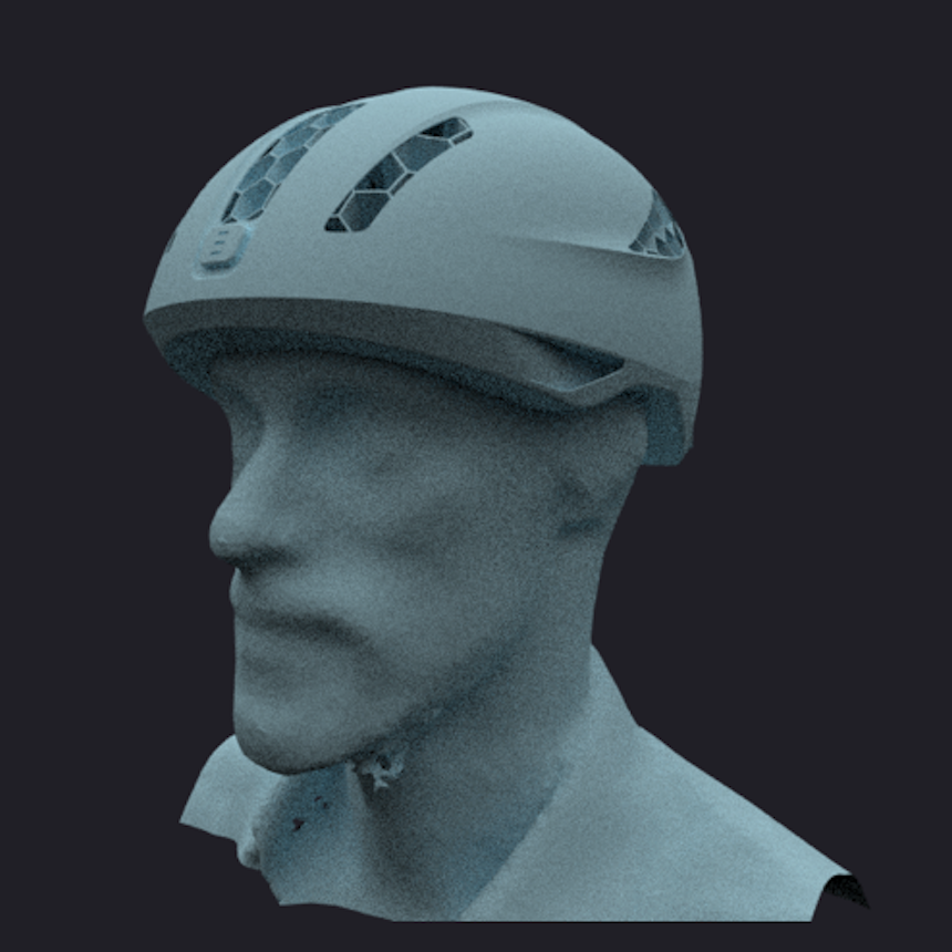 TitaniumGeek Screenshot 2019 12 12 at 19.10.31 HEXR Helmet Review   Could Your Next Lid Be 3D Printed? Cycling Gear Reviews Helmets  helmet   Image of Screenshot 2019 12 12 at 19.10.31